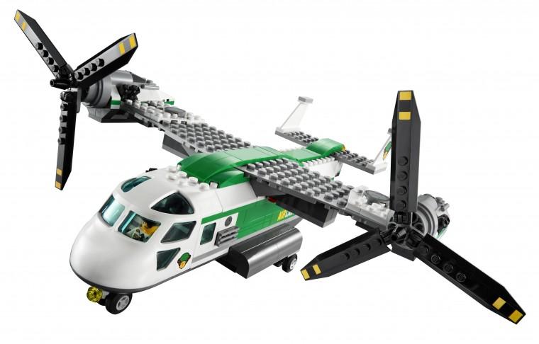 乐高-货运直升机