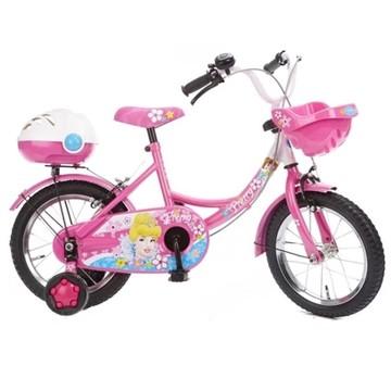 小龙哈彼14寸儿童自行车lg1458qx
