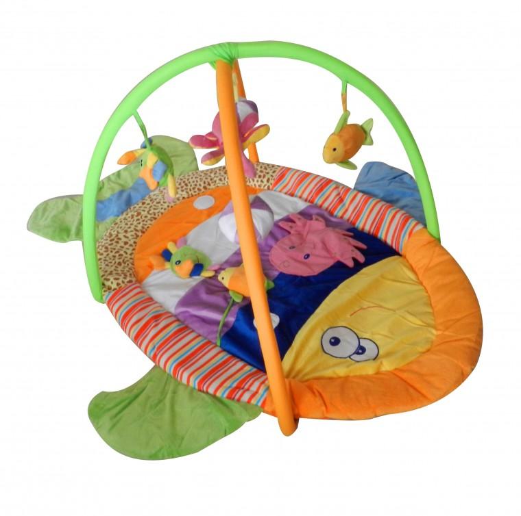 婴儿健身架婴儿游戏垫