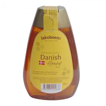 雅各布森天然丹麦蜂蜜360g
