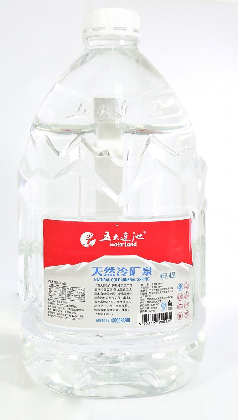 5l*2/箱 品牌:五大连池 类型:矿泉水 包装:箱装 是否含气:不含气商品