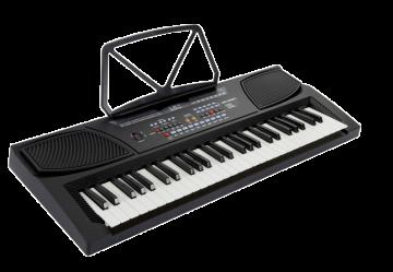 54键电子琴键盘认识 永美54键电子琴指法图 电子琴54键键盘认识