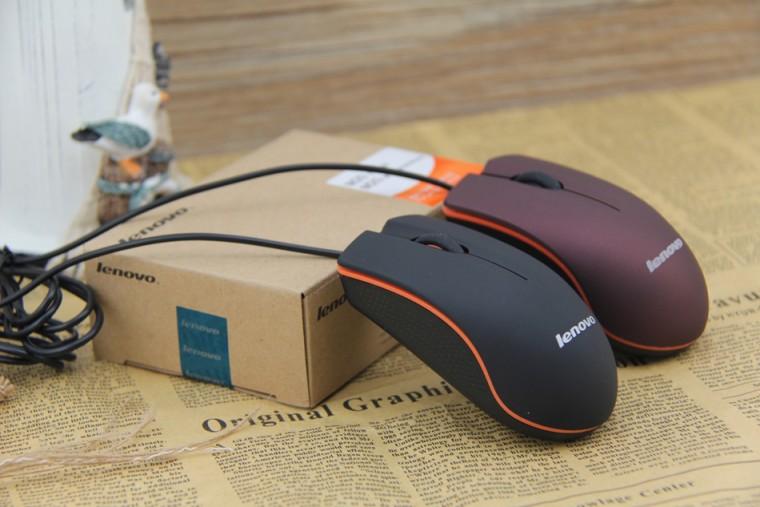 联想(lenovo) m20有线光电鼠标