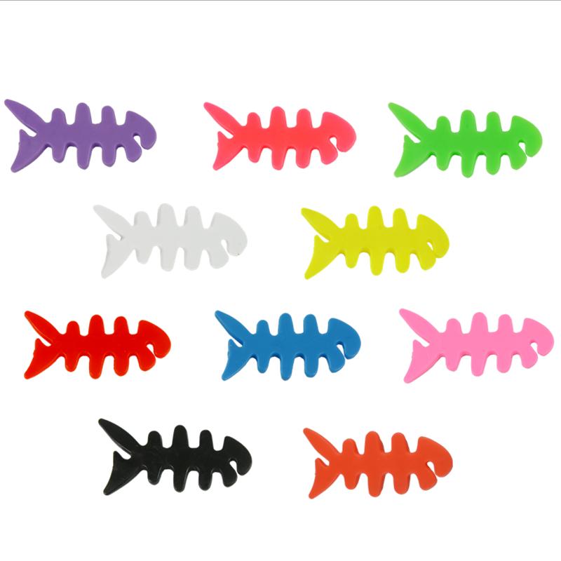 鱼骨头创意logo设计