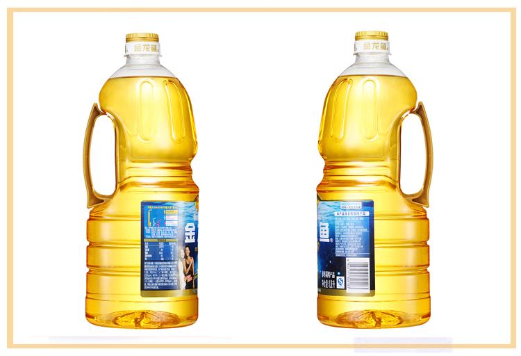 金龙鱼海洋鱼油调和油1.8l/瓶