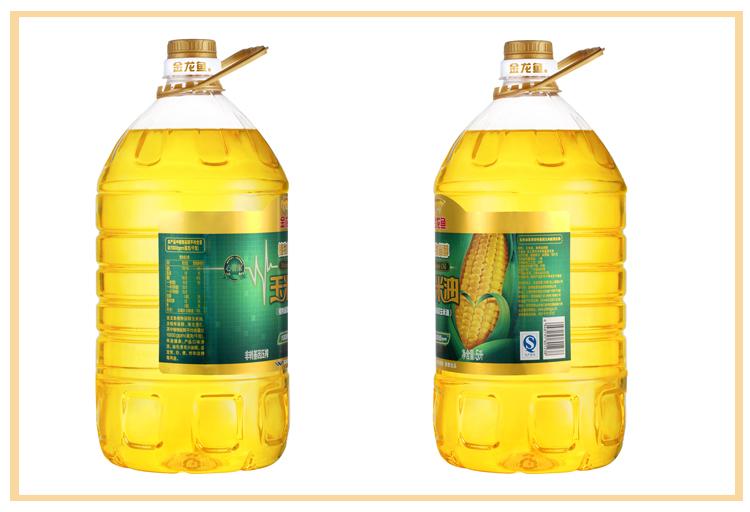 金龙鱼植物甾醇玉米油5l/桶【价格