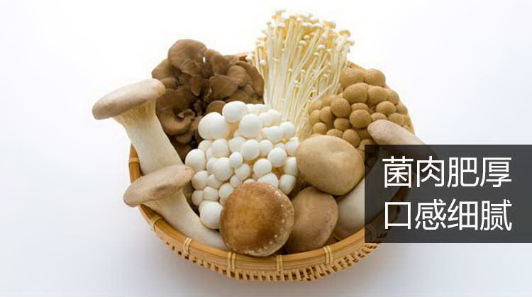 瑞鲜生菌菇四合一200g/盒新品
