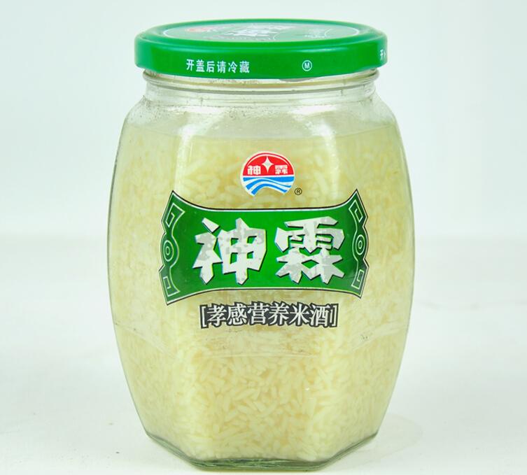 孝感營養米酒 700g/瓶