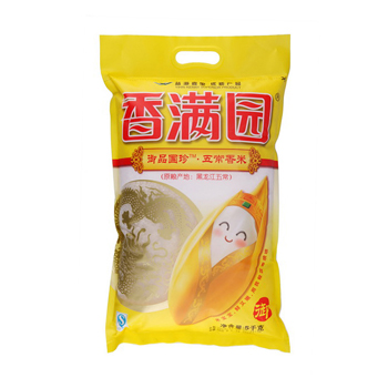 香满园御品国珍五常香大米 5kg/袋评价