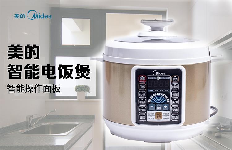 家用电器 厨房小家电 电压力锅