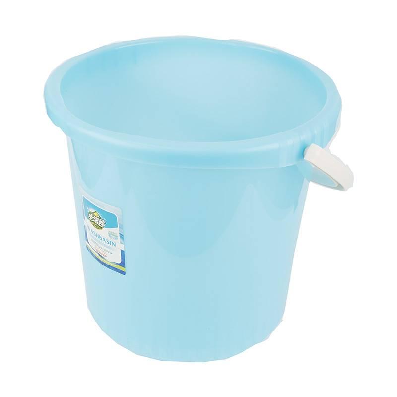 无盖圆柱形水桶