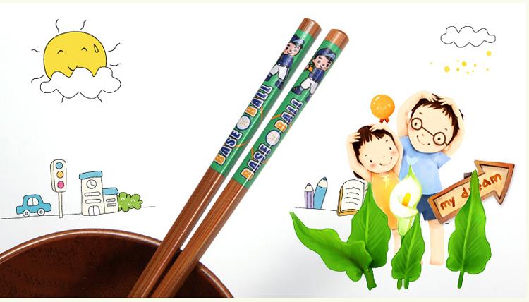 筷子夹面条矢量图