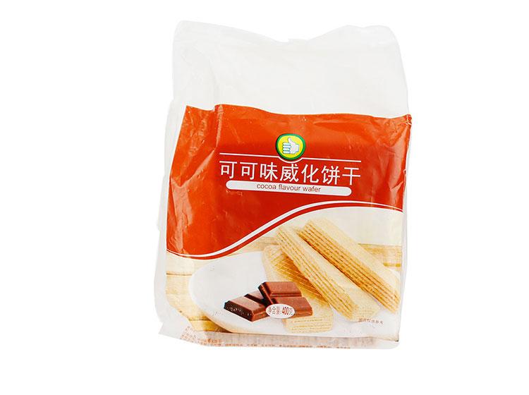 fp 可可味威化饼干 400g/袋