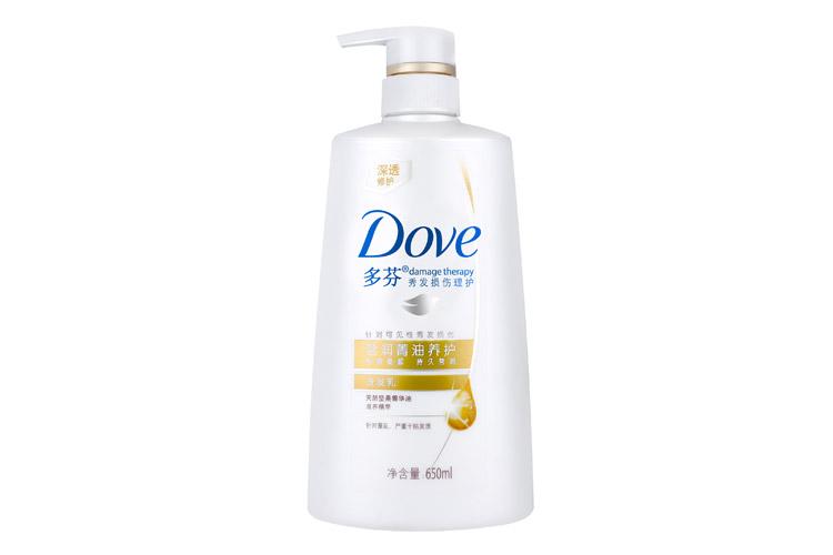 多芬洗发水广告短发女主角分享展示图片