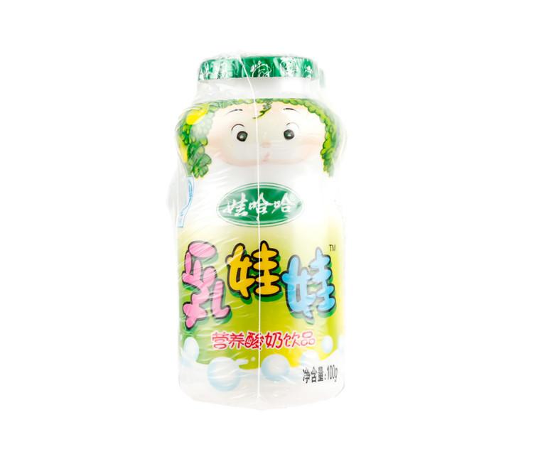 娃哈哈乳娃娃酸奶饮料 100g*5瓶/组
