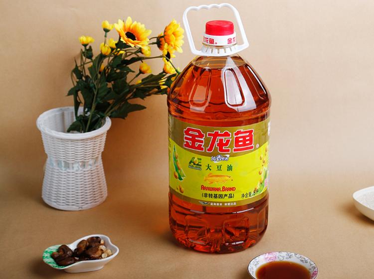 金龙鱼ae纯香营养豆油