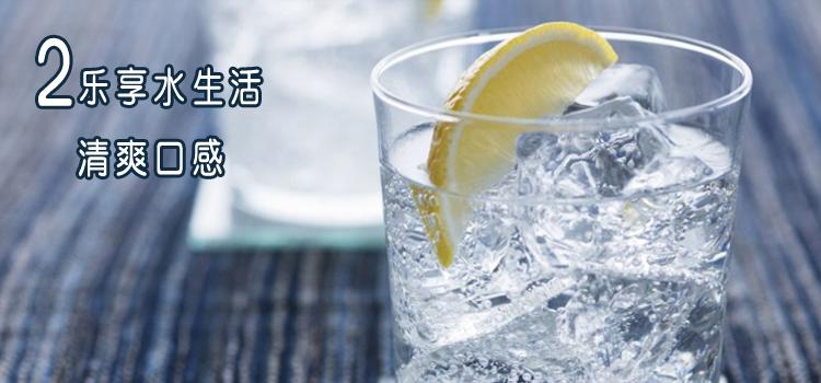 健龙百年冷矿泉水275ml/瓶