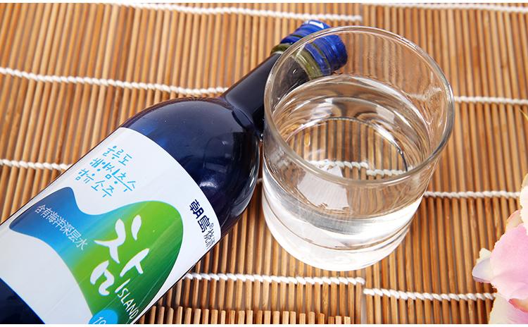 朝岛烧酒 330ml/瓶
