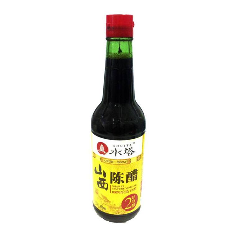 水塔 山西陈醋 2年陈酿