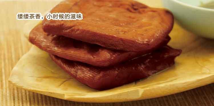 祖名茶干100克/袋新品