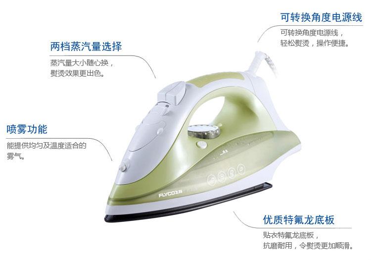 飞科电熨斗 FI9306多少钱