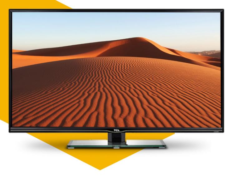 tcl b40a380 40英寸 智能 全高清 led液晶电视 黑色