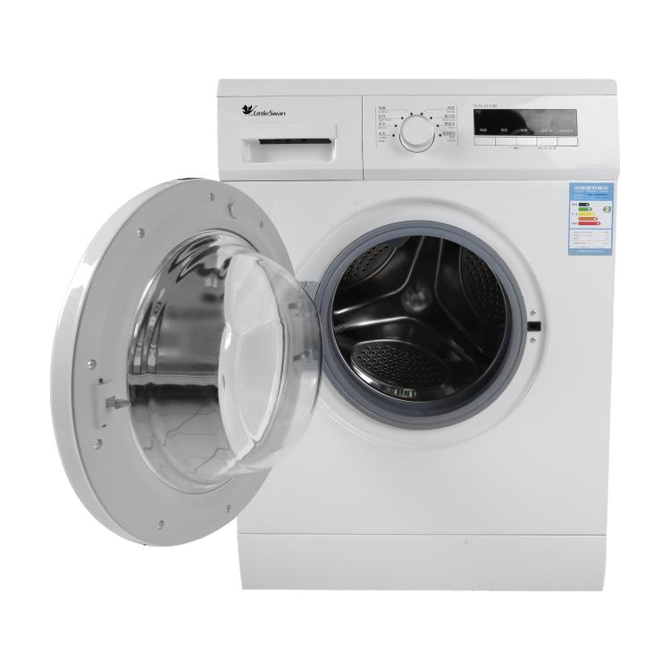 小天鹅 tg70-v1220e 7.0公斤 全自动 滚筒 洗衣机 (白色) 银