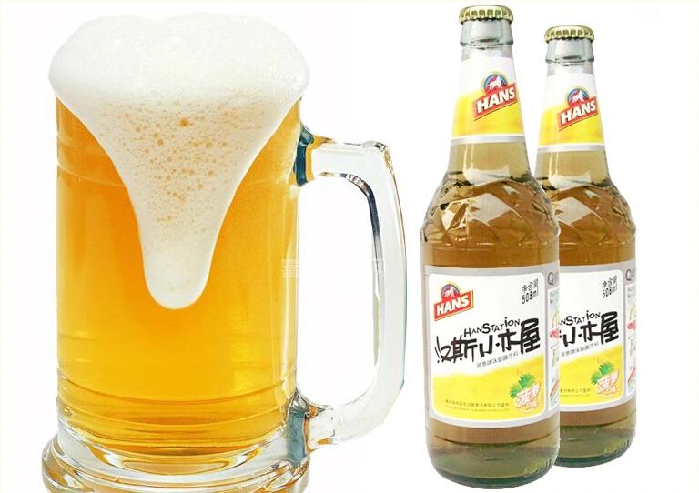 汉斯小木屋508ml/瓶