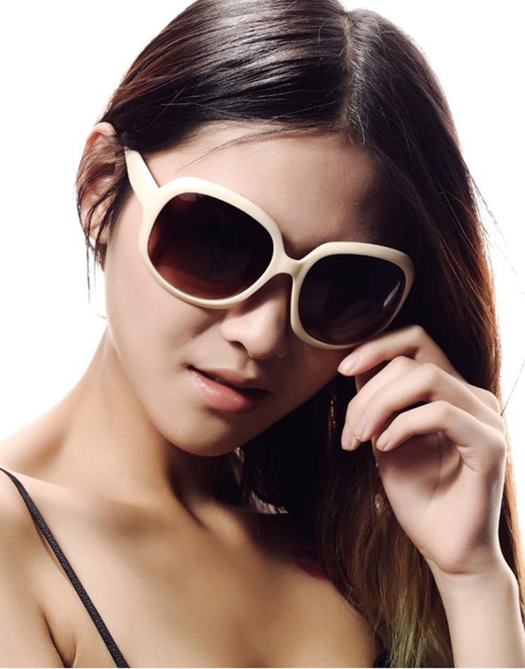 lansens 蓝森斯 经典款3115 希尔顿最爱 时尚潮人款太阳眼镜架 明星款