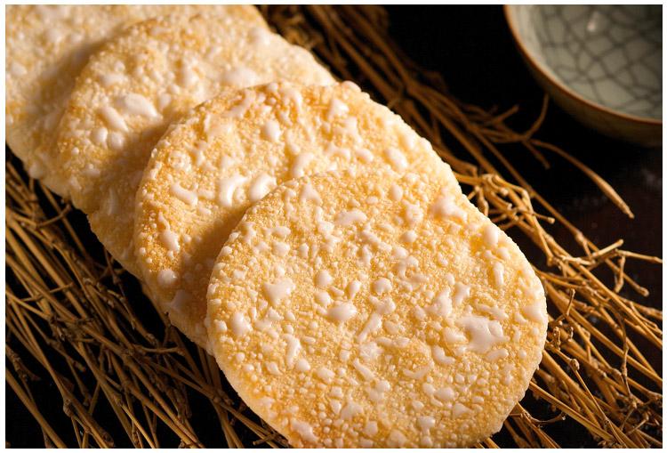 旺旺 雪饼(原味) 540g/袋 休闲零食产地