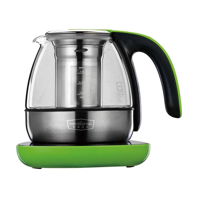 玻璃电热水壶养生煮茶壶1