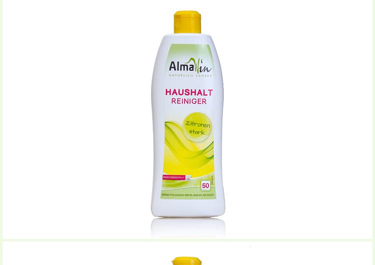 AlmaWin 多功能家用清洁剂 500ml+马鞭草清新卫浴清洁剂 500ml报价