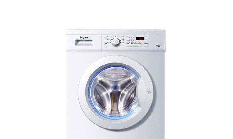 海尔滚筒洗衣机安装步骤图