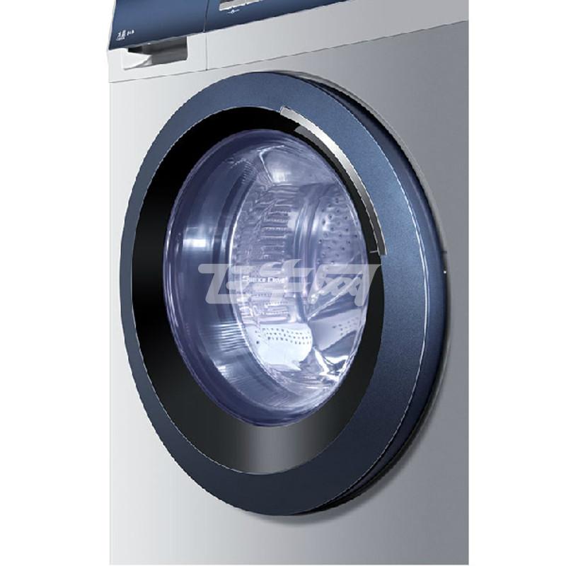 海尔滚洗衣机内部结构图
