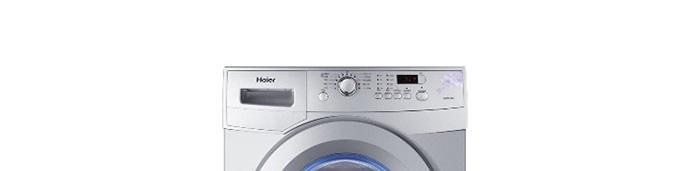 海尔(haier) xqg70-1279 7公斤 全自动 滚筒 洗衣机