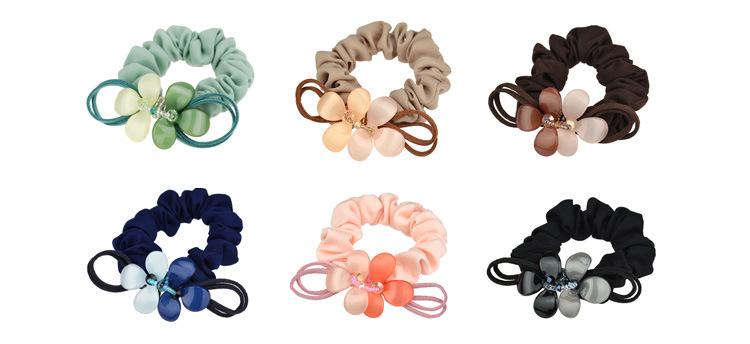 分类:发圈/发绳 材质:混合材质 风格:时尚优雅 休闲百搭 甜美可爱