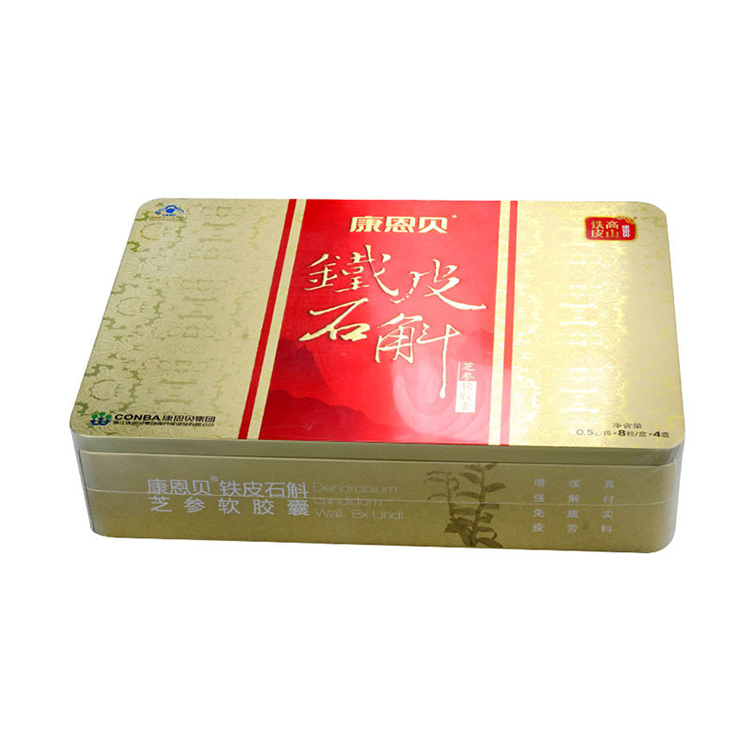 商品名称:康恩贝 铁皮石斛软胶囊礼盒装 32粒/盒 品牌:康恩贝 包装方