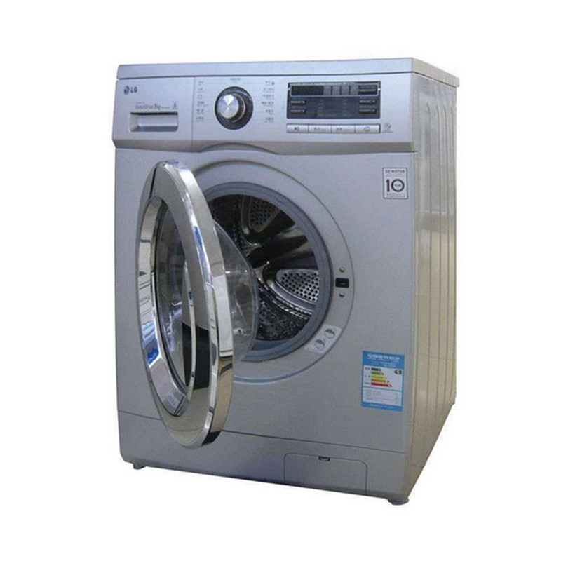 lg wd-t12415d 8公斤 全自动 滚筒 洗衣机
