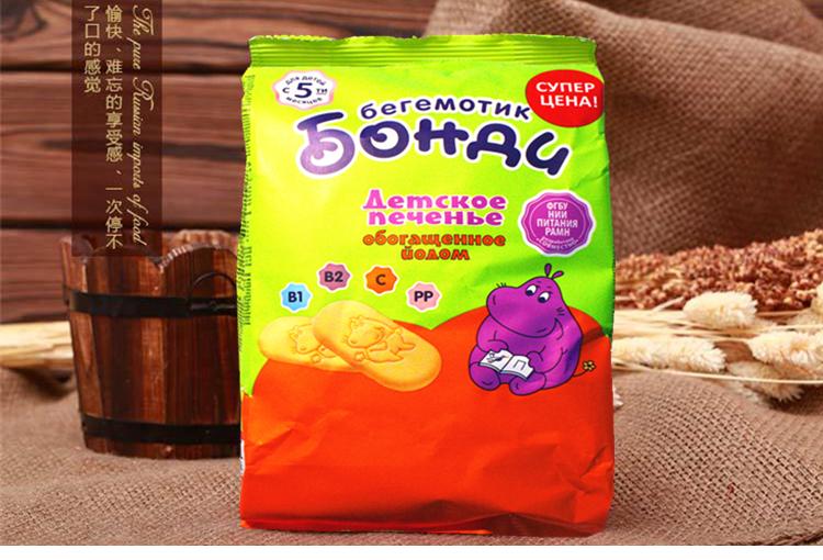 商品名称:kdv 河马加碘儿童饼干 180g 品牌:kdv 种类:薄脆饼干 口味