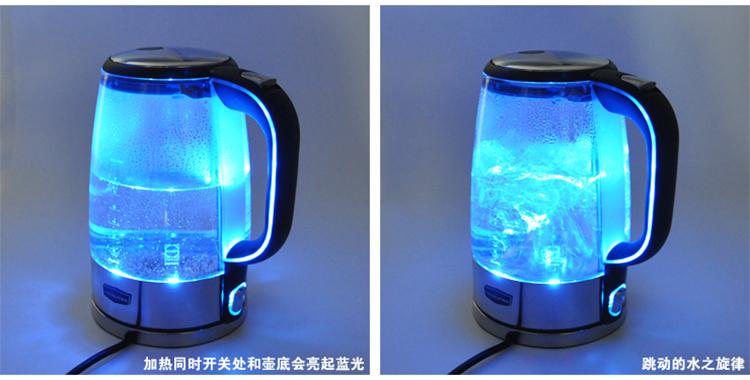 电水壶加热保温指示灯接线图