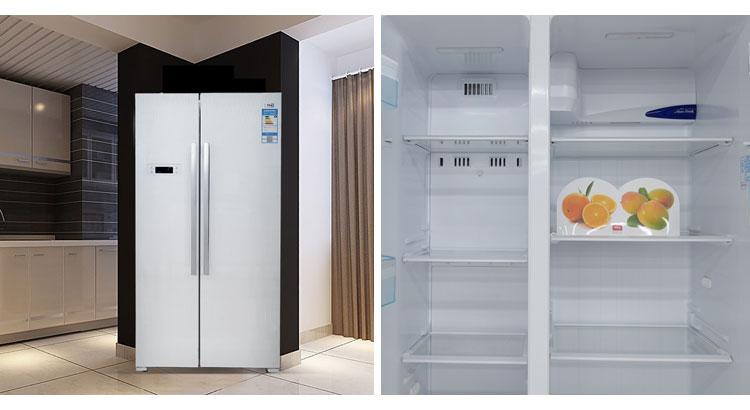 双开门冰箱手绘图