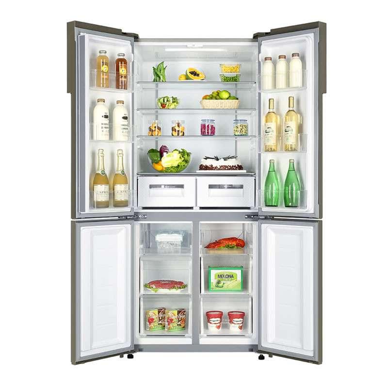 海尔(haier) bcd-460wdgz 460升 多门 冰箱