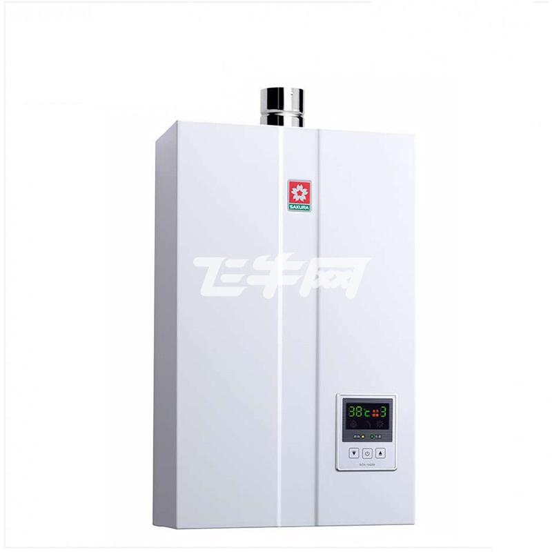 燃热水器最好品牌_樱花(sakura) sch-12q59(a) 12升 燃气热水器(天然气)