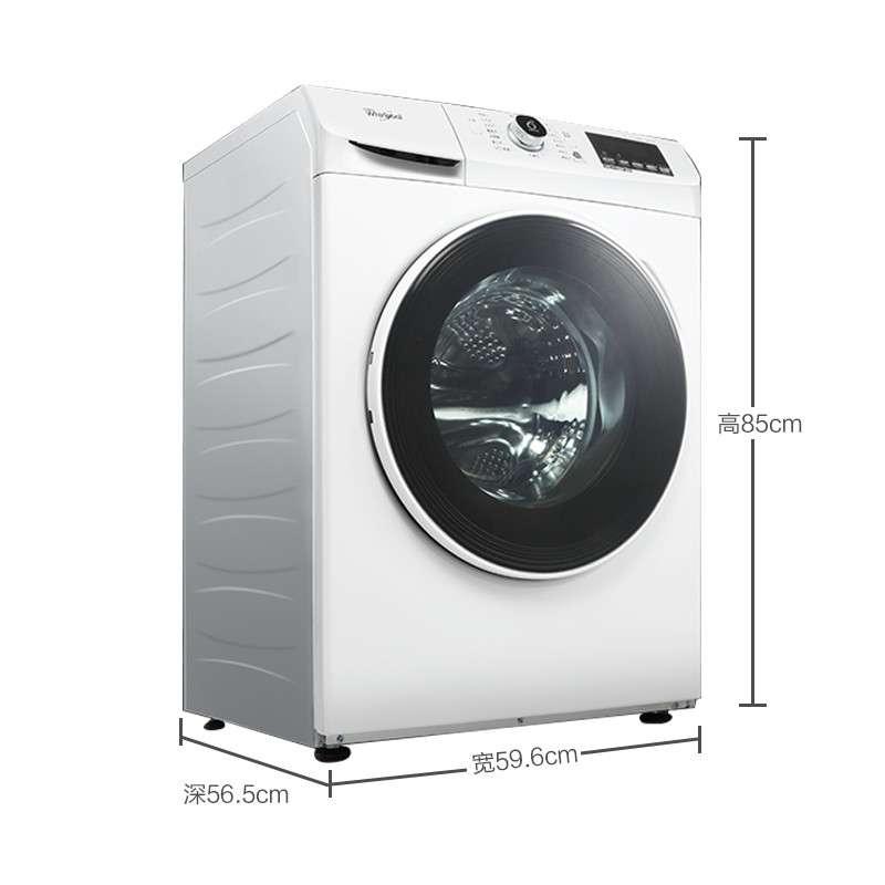 惠而浦全自动洗衣机的电路图