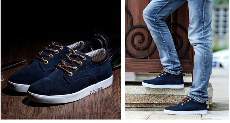 秋冬季节小皮鞋搭配