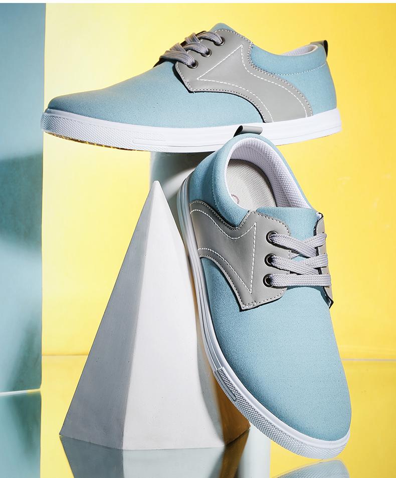男鞋潮流鞋子布鞋8701