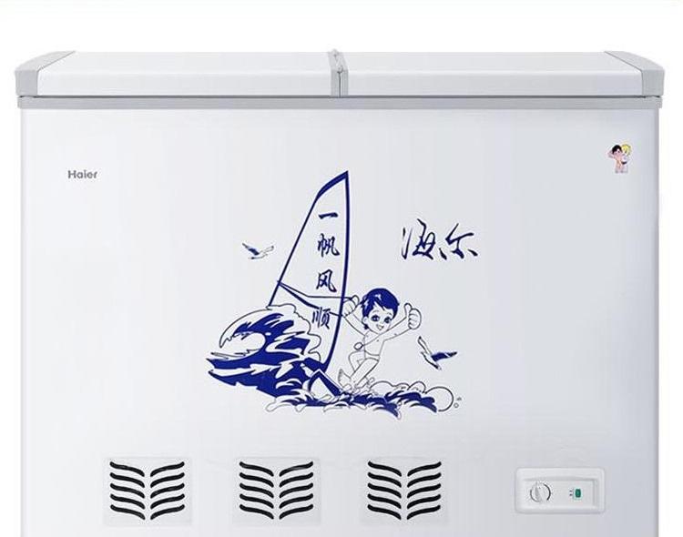 海尔(haier) bc/bd-220se 220升 冷柜