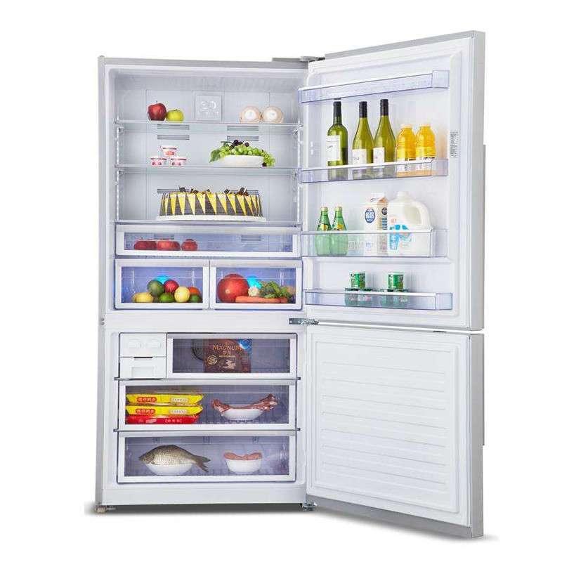 倍科冰箱接线图