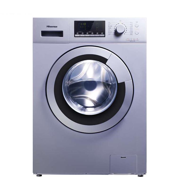 滚筒洗衣机内桶拆滚珠卸图