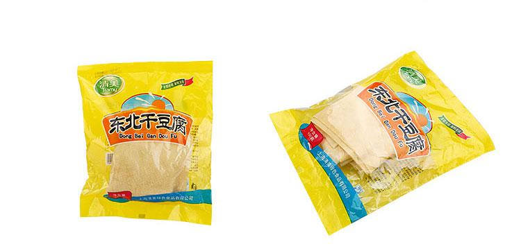 清美 东北干豆腐 150克/袋热卖